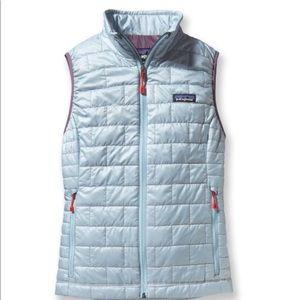 Patagonia Nano Puff Vest | women's Med